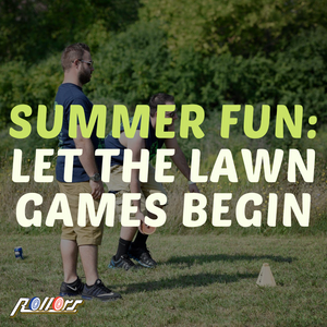 Summer Lawn Games with Fun and Style