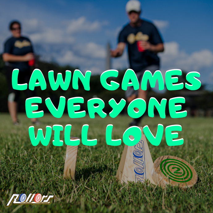New Exciting and Fun Games for Lawn Game Enthusiasts