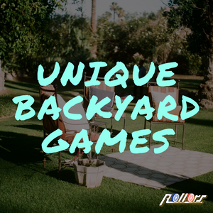 Unique Backyard Games