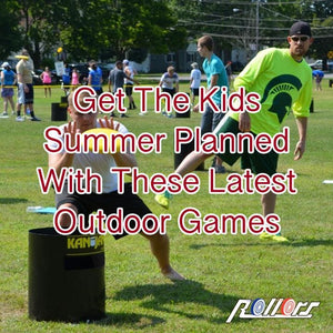 Get The Kids Summer Planned With These Latest Outdoor Games