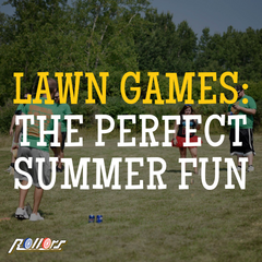 lawn games: the perfect summer fun