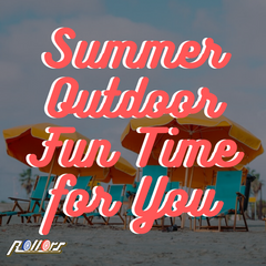 summer outdoor fun time for you