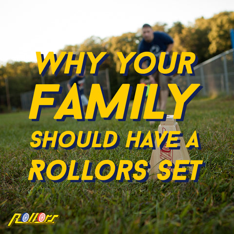 5 Reasons Why Your Family Should Have a Rollors Set
