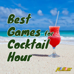 Best Games for Cocktail Hour at Your Wedding