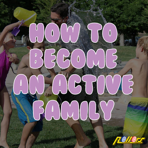 How to Become an Active Family