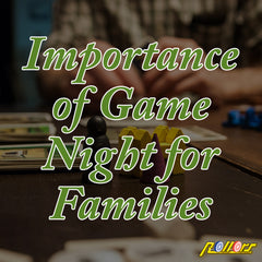 Importance of Game Night for Families