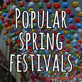 Spring Festivals You Must Visit