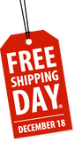 Free Shipping Day Is Dec 18th