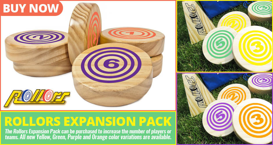 Rollors | Lawn Games, Outdoor Yard Games for Fun Outings