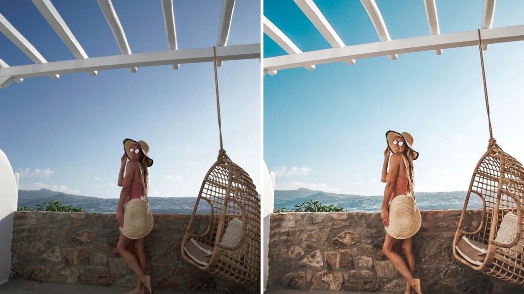 Greece Mini Pack - 5 DESKTOP Presets