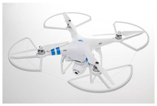 DJI Phantom 2 and Vision Plus Prop Guards