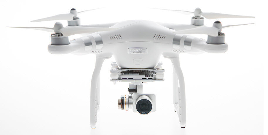 DJI Phantom 3 UAV