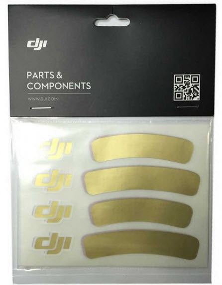 DJI Phantom 3 Sticker Set DJI-PH3-P43