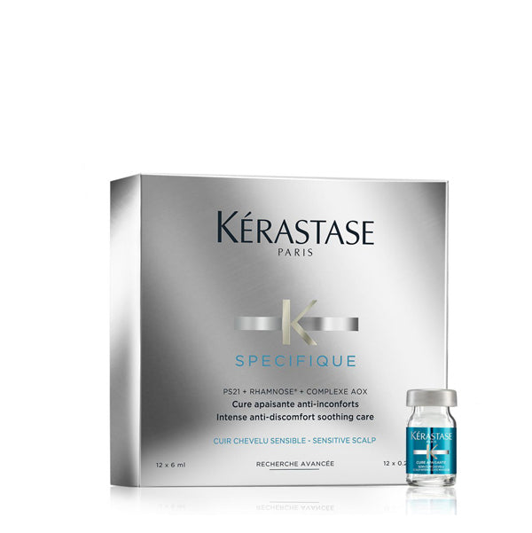 Kérastase Cure Apaisante Treatment (12 x 6ml)