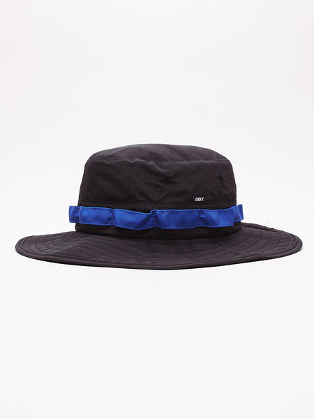 OBEY Basin Boonie Hat (Black)