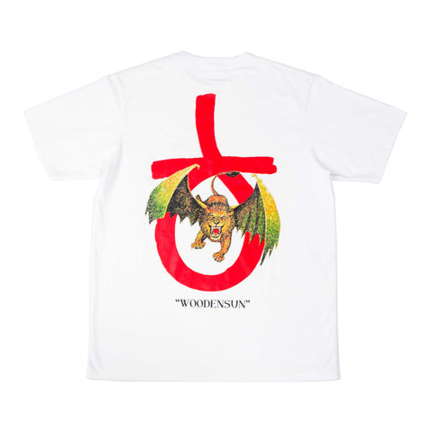 Atlantean Creature Tee (White)