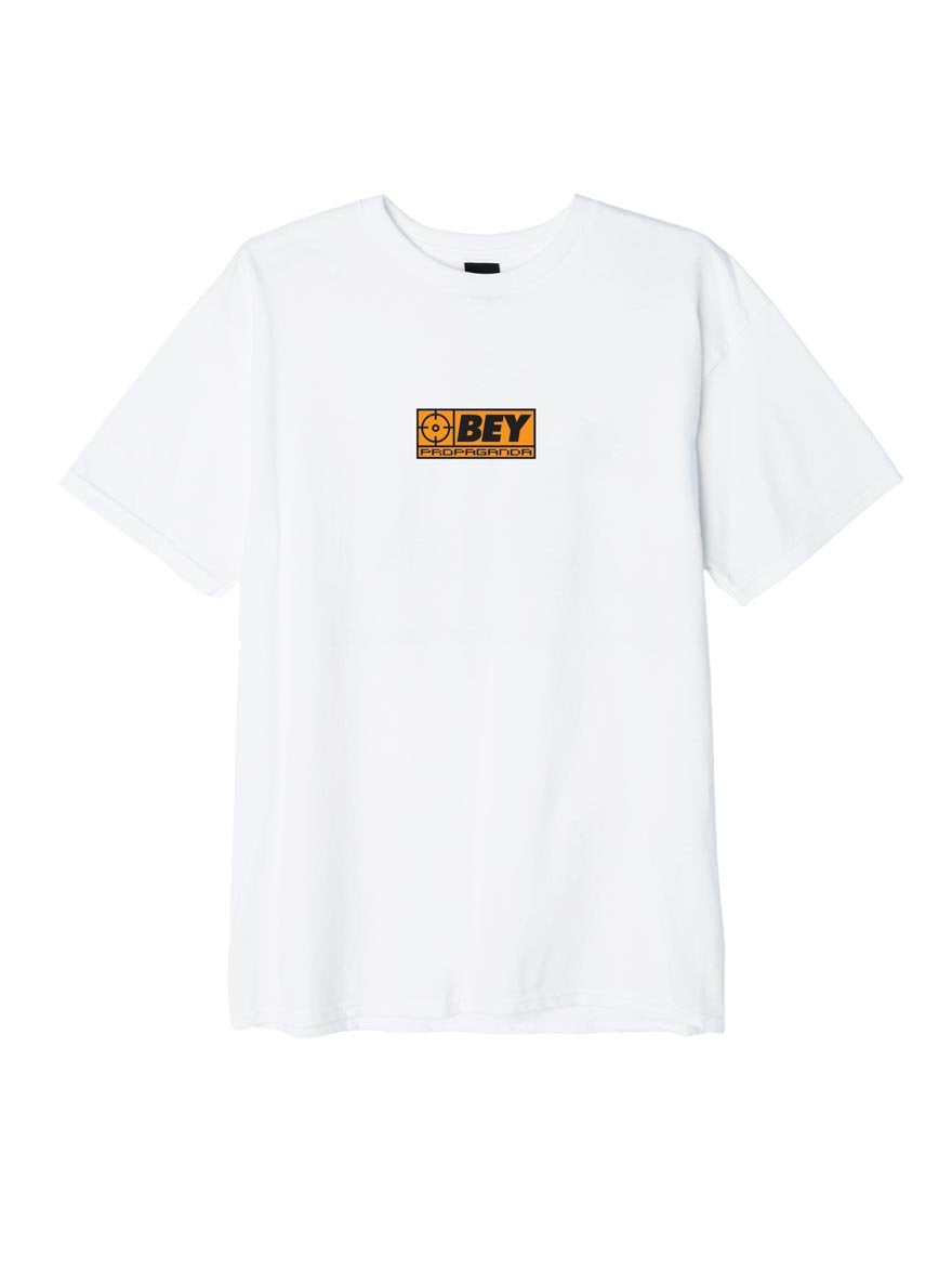Obey Cross Hairs Tee (White)