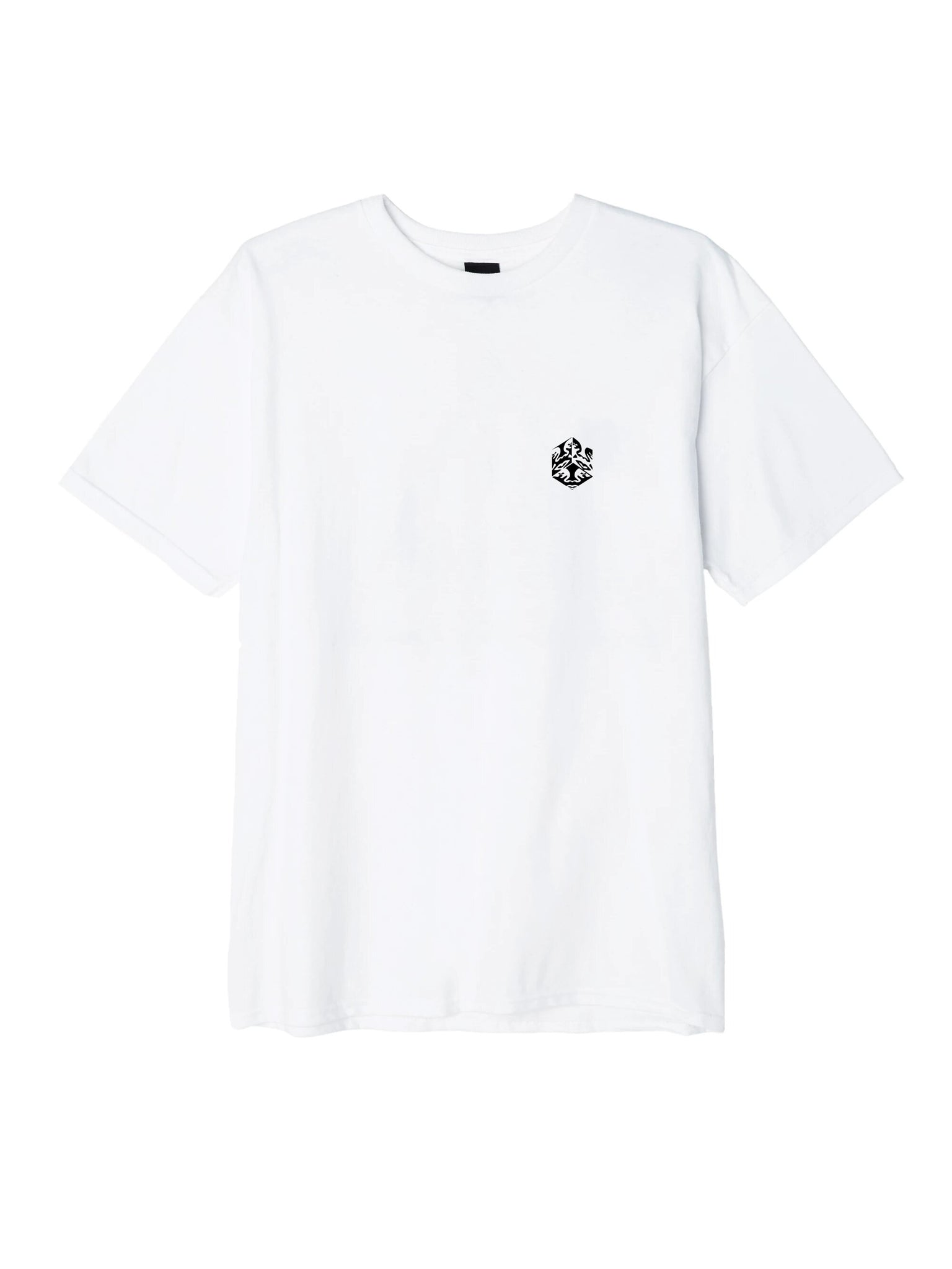 Obey Cube Tee (White)