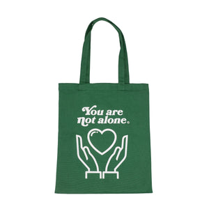 Essential Shopping Tote (Forest Green)