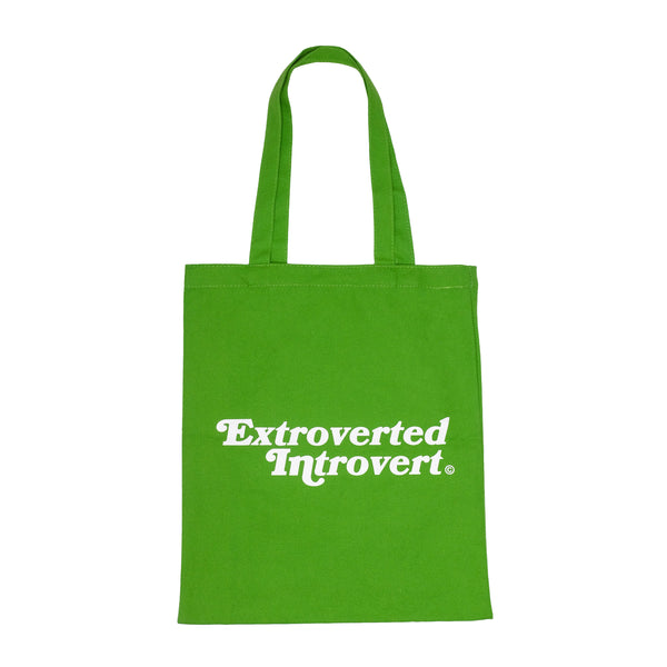 Essential Shopping Tote (Kiwi Green)