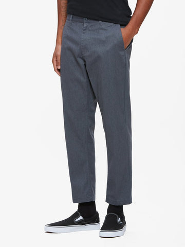 Straggler Flooded Pants (Heather Grey)