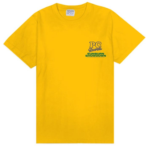 Heavy Sound Tee (Yellow)