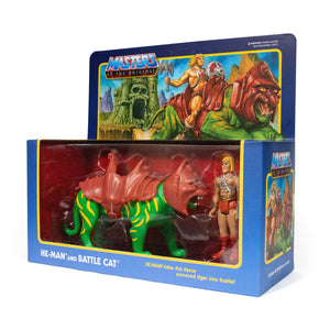 Masters of the Universe ReAction Figure - Battlecat