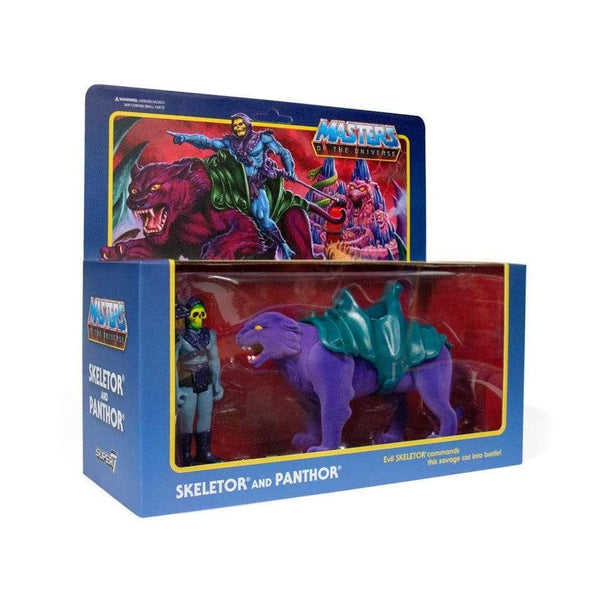 Masters of the Universe ReAction Figure - Panthor