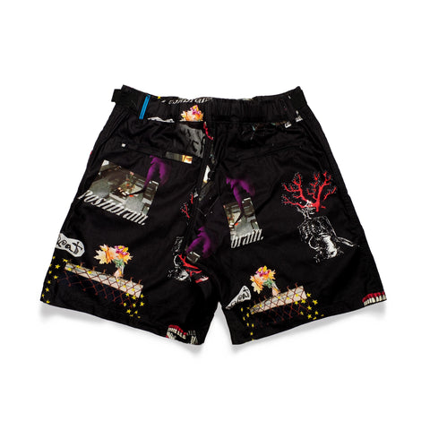 Screwed Shorts (Black)