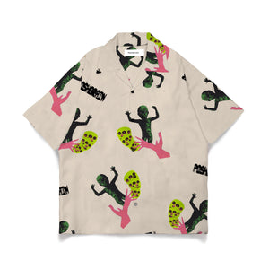 Break Shirt (Cream)