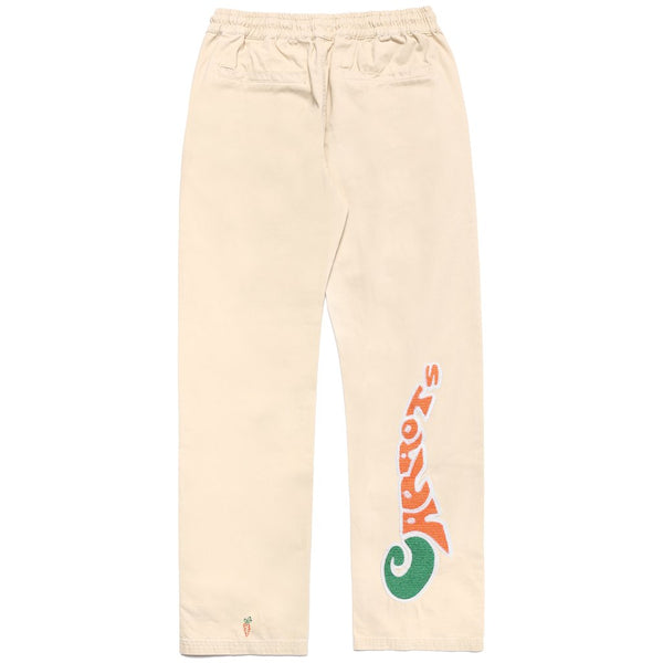 Groovy Wordmark Chino Pants (Khaki)