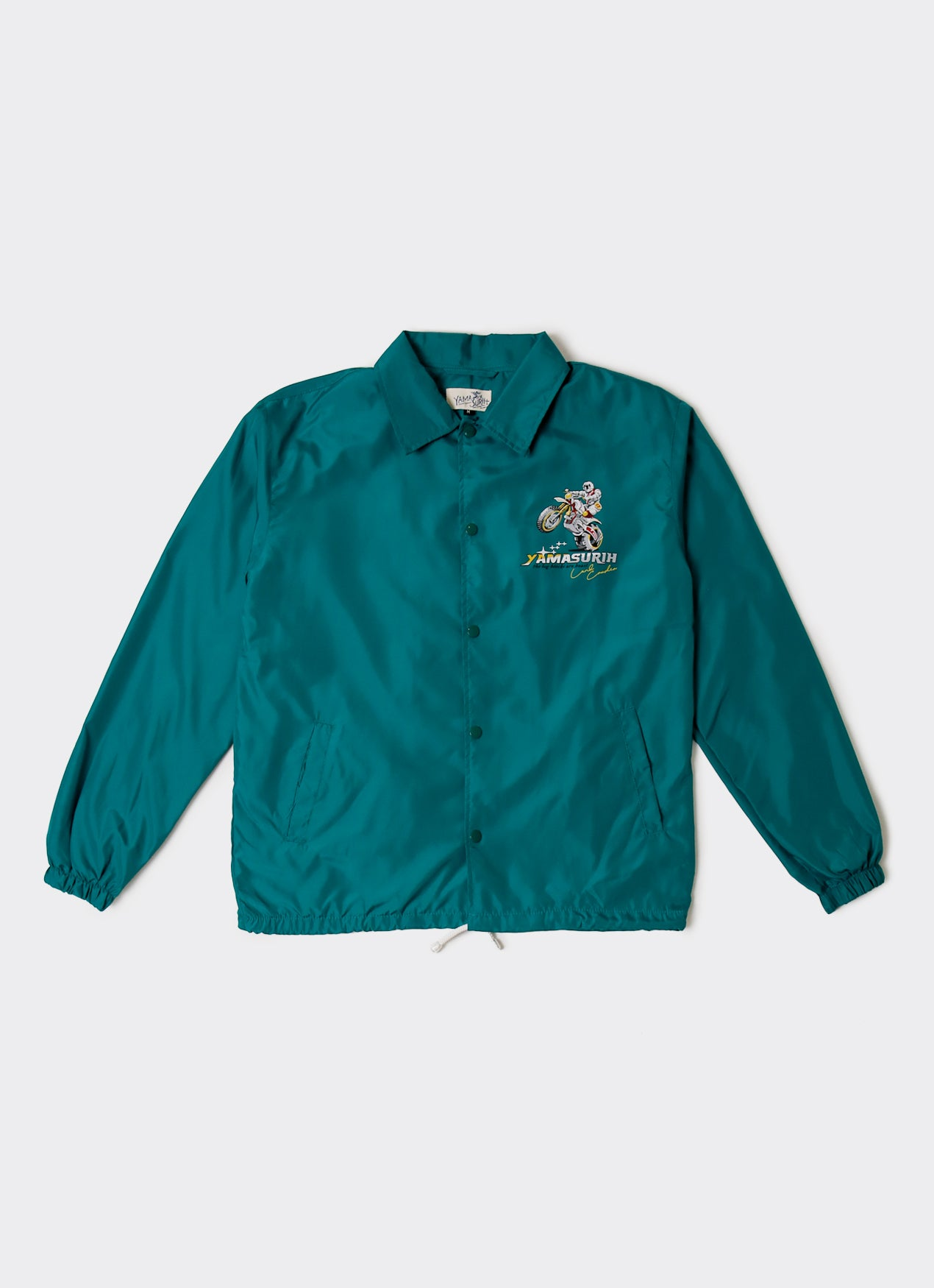 Lug Block Windbreaker