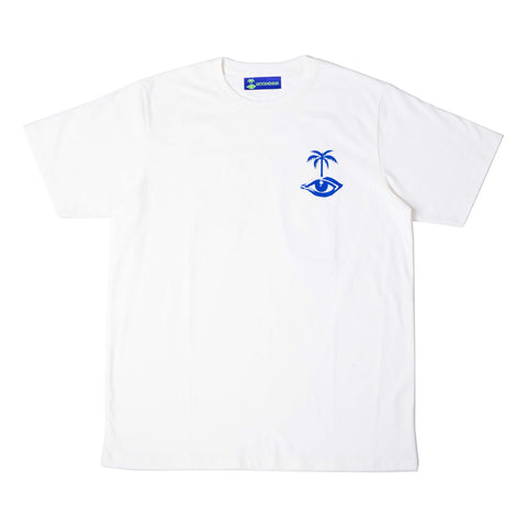Reaching For The Sun Tee (White)