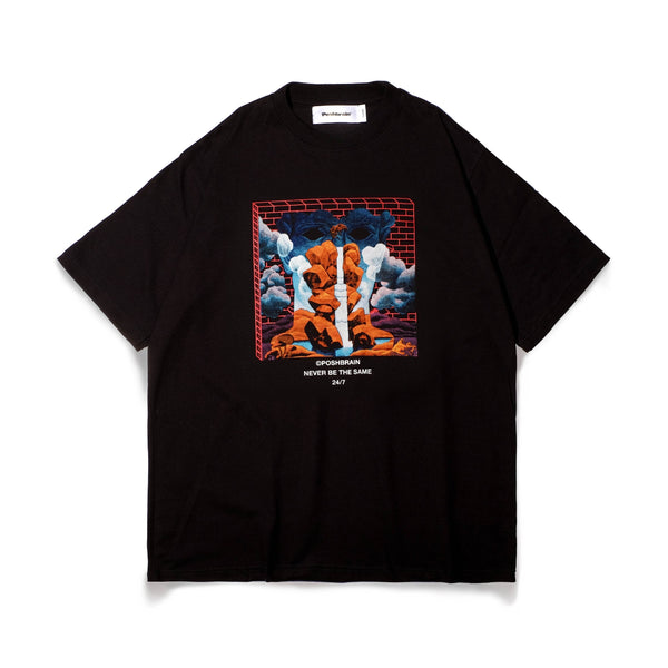 Sanctuary Tee (Black)