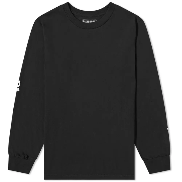 Touch Long Sleeve (Black)