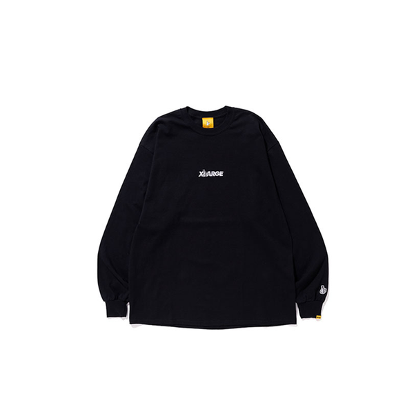 Moon Chaser L/S Tee (Black)