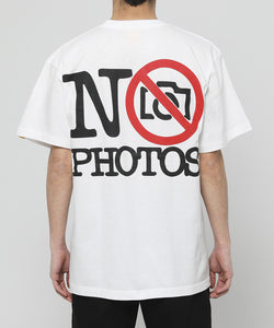 FR2 - No Photos Tee (White)