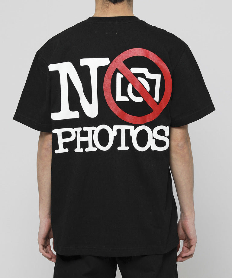FR2 - No Photos Tee (Black)