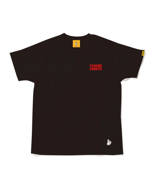 FR2 - The Pandemic Tee (Black)