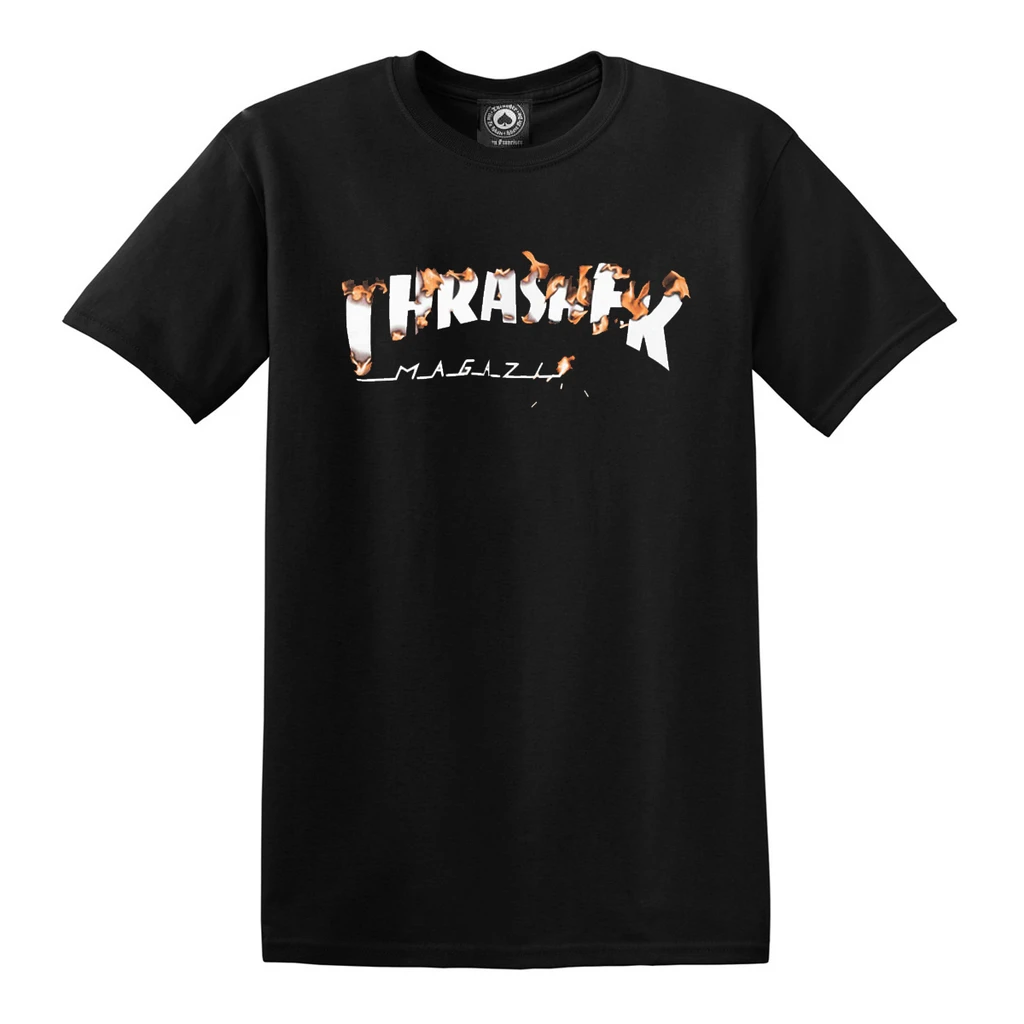 Intro Burner Tee (Black)