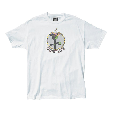 Smudge Tee (White)