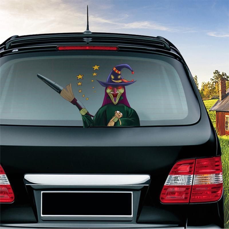 Holloween car window wiper