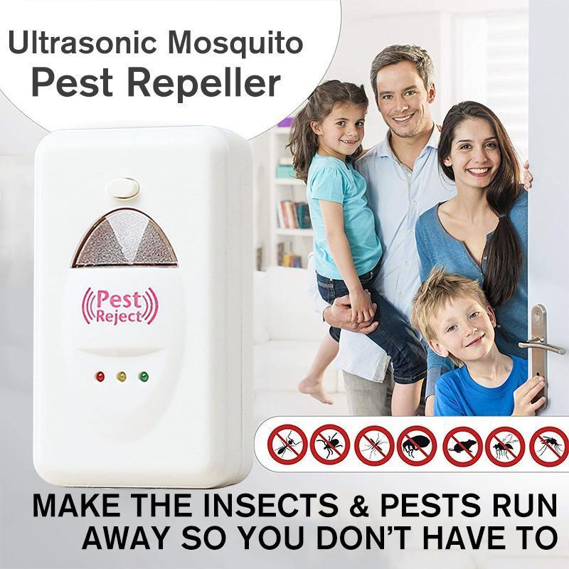 Ultrasonic Mosquito Pest Repeller
