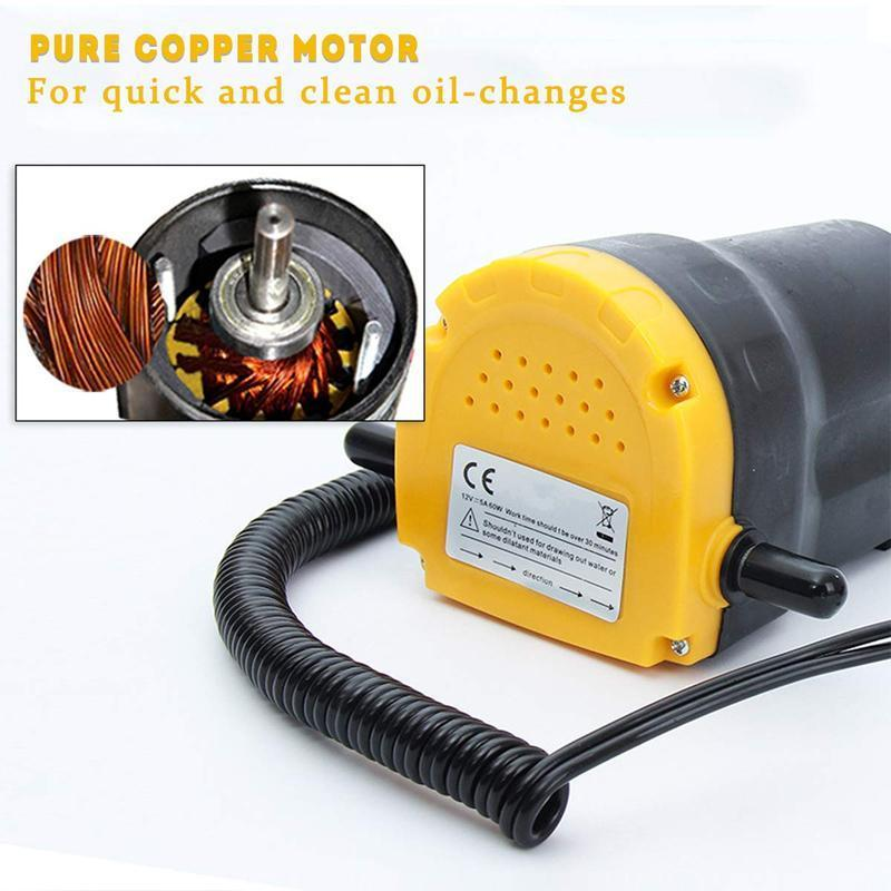 Nowsparkle™ Quick Oil Change Pump