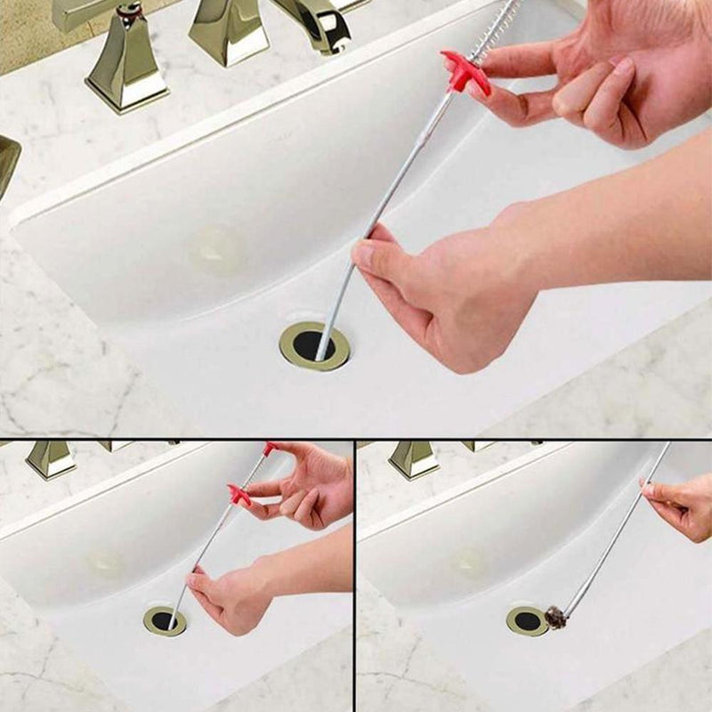 Kitchen Sink Sewer Cleaning Hook(Free shipping)