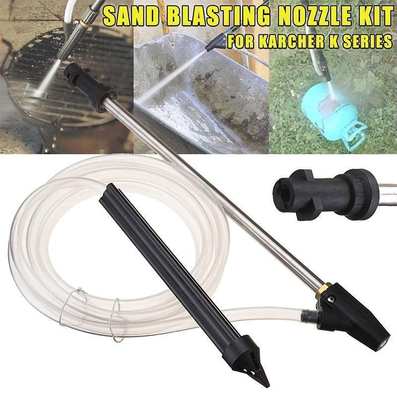 High Pressure Washer Sand blasting Kit