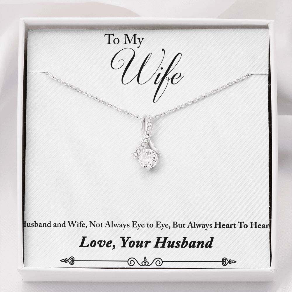 Alluring Beauty Necklace For Wife