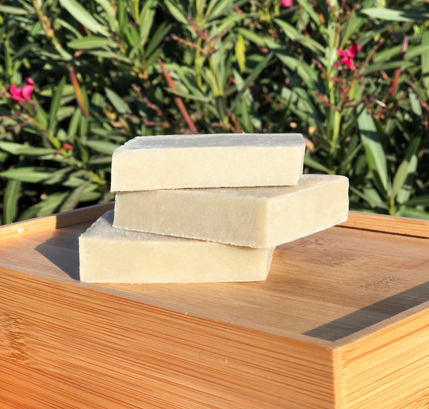Lemongrass Tea Tree Shaving Soap