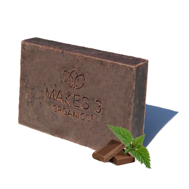 Mocha Mint Organic Soap Bar (Limited Edition)
