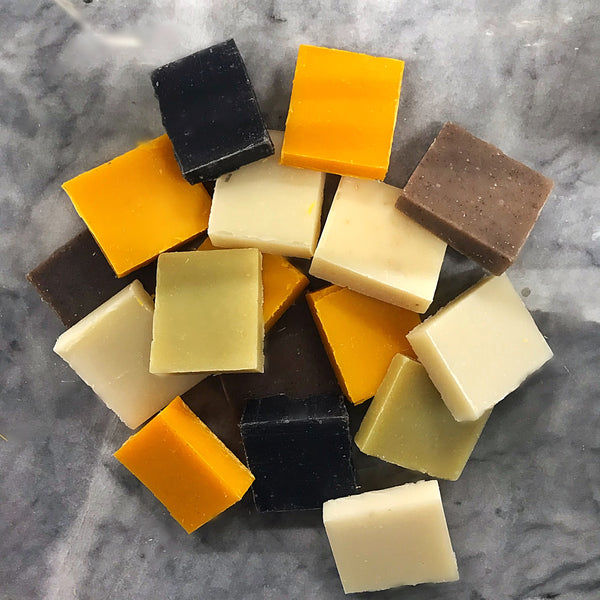 Organic Mini Soap Bar Singles